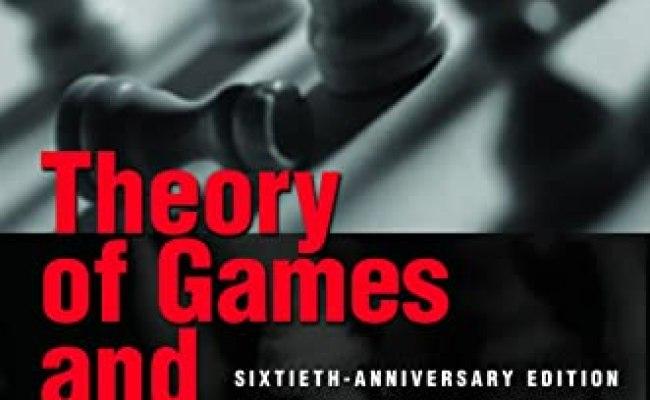 Neumann Theory Games Economic Zvab