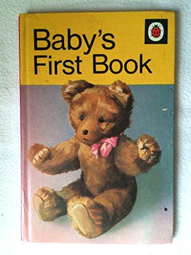 babys first book nursery