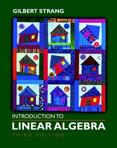9780961408893: Introduction to Linear Algebra - AbeBooks - Strang. Gilbert: 0961408898