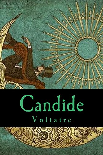 Image result for candide book cover