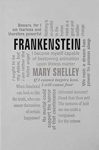 Frankenstein (Word Cloud Classics) by Shelley, Mary
