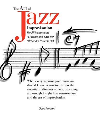 9781622123094: The Art of Jazz Improvisation: For All