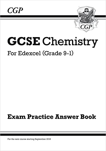 9781782945017: New GCSE Chemistry: Edexcel Answers (for