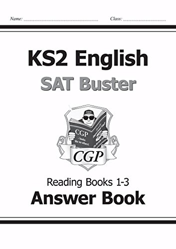 9781841464862: KS2 English SAT Buster Reading Answers (for