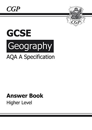 9781847623805: GCSE Geography AQA A Answers (for Workbook