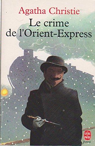 Agatha Christie Le Crime De L Orient Express : agatha, christie, crime, orient, express, 9782010208980:, Poche, Jeunesse, Crime, L'orient-express, AbeBooks:, 2010208986