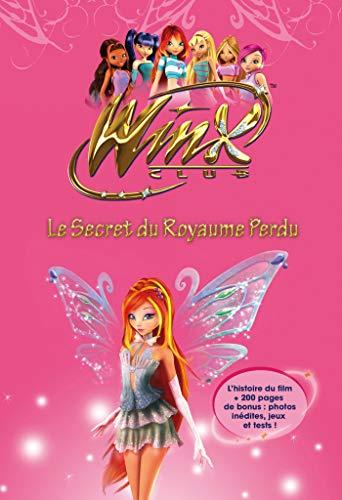 Winx Club : Le Secret Du Royaume Perdu : secret, royaume, perdu, 9782012015876:, Hors-série, (Winx, Club,, (French, Edition), AbeBooks:, 2012015875