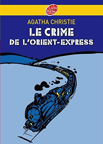 Agatha Christie Le Crime De L Orient Express : agatha, christie, crime, orient, express, 9782013224291:, Crime, L'Orient, Express, (Livre, Poche, Jeunesse, (1130)), AbeBooks:, 201322429X