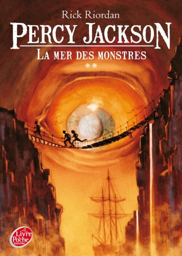 Percy Jackson La Mer Des Monstres : percy, jackson, monstres, Riordan, Monstres, AbeBooks
