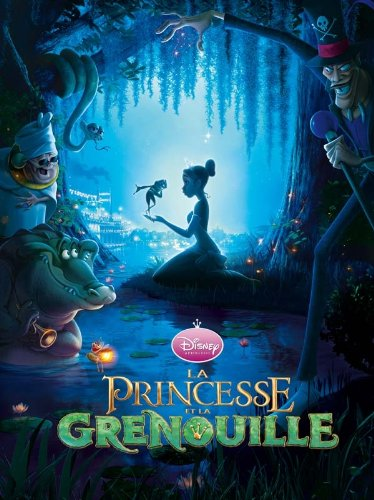 La Princesse Et La Grenouille Film : princesse, grenouille, 9782014634556:, Princesse, Grenouille,, Disney, Cinema, (French, Edition), AbeBooks, Disney,, Walt:, 2014634556