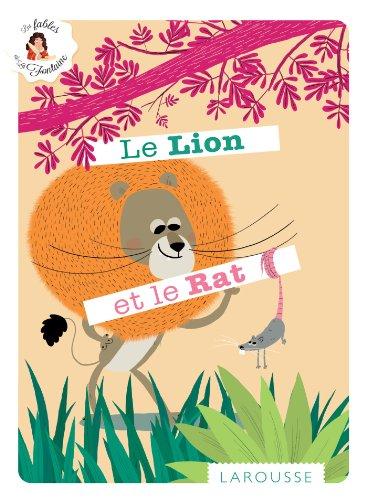 Le Lion Et Le Rat La Fontaine : fontaine, 9782035896957:, Fables, Fontaine), AbeBooks, Fontaine,, 2035896959