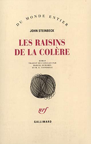 9782070260706 Les Raisins De La Colere Abebooks 2070260704