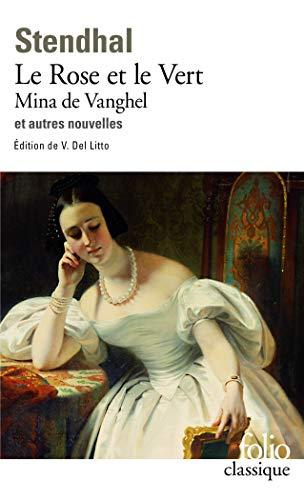 Le Rose Et Le Vert : 9782070373819:, (Folio, (Gallimard)), (French, Edition), AbeBooks, Stendhal:, 2070373819