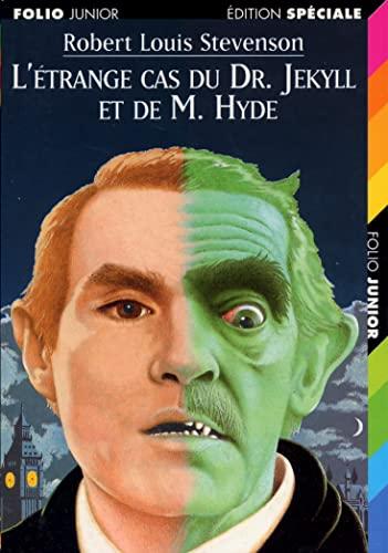 L'étrange Cas Du Docteur Jekyll Et De M. Hyde : l'étrange, docteur, jekyll, 9782070514274:, L'Etrange, Docteur, Jekyll, 1997], Stevenson,, Robert, Louis, (FOLIO, JUNIOR, EDITION, SPECIALE, AbeBooks, Louis:, 2070514277