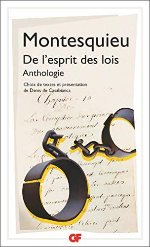 Montesquieu De L'esprit Des Lois Analyse : montesquieu, l'esprit, analyse, L'esprit, AbeBooks