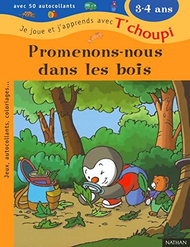 Promenons Nous Dans Les Bois Livre : promenons, livre, 9782092021439:, Promenons-nous, (LIVRES, ACTIV, T'CHOUPI), (French, Edition), AbeBooks, Doinet:, 2092021435