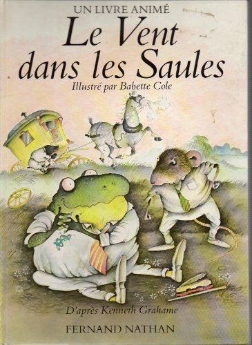 Du Vent Dans Les Saules : saules, 9782092634271:, Saules, AbeBooks, Kenneth, Grahame:, 2092634275