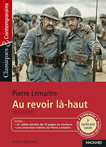 Cahier De Texte Pierre Lemaitre : cahier, texte, pierre, lemaitre, Pierre, Lemaitre, Revoir, AbeBooks
