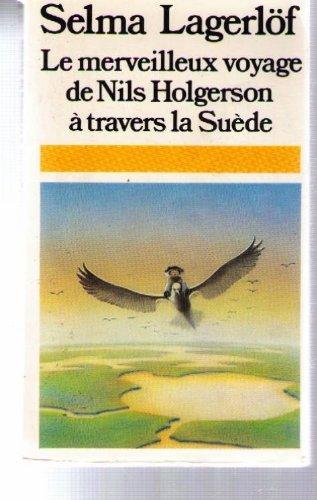 Le Voyage De Nils Holgersson : voyage, holgersson, 9782266012706:, Merveilleux, Voyage, Holgerson, AbeBooks, Telka, Hammar:, 2266012703