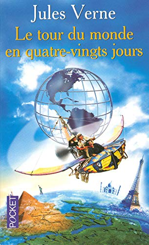 Le Tour Du Monde En Quatre-vingts Jours (film, 2004) : monde, quatre-vingts, jours, (film,, 2004), 9782266145015:, Monde, Quatre-vingt, Jours, AbeBooks, JULES, VERNE:, 2266145010