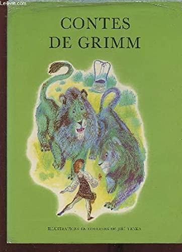9782700011081 Contes De Grimm Abebooks Jakob Et Wilhelm