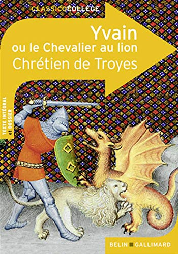 Yvan Ou Le Chevalier Au Lion : chevalier, 9782701148717:, Yvain, Chevalier, AbeBooks, CHRETIEN, 2701148715