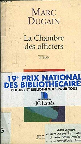Marc Dugain La Chambre Des Officiers : dugain, chambre, officiers, 9782709619035:, Chambre, Officiers, AbeBooks, DUGAIN,, Marc:, 2709619032