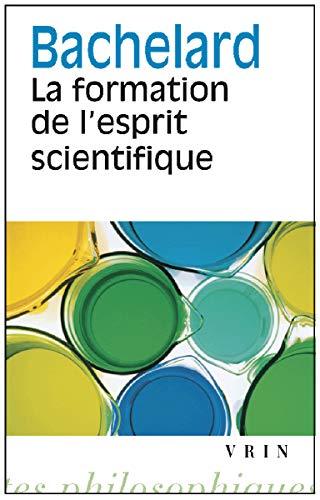 Bachelard La Formation De L'esprit Scientifique Pdf : bachelard, formation, l'esprit, scientifique, Formation, L'esprit, Scientifique, Livre, Ligne, COMMUNITY