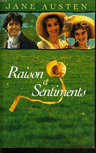 Jane Austen Raison Et Sentiments : austen, raison, sentiments, 9782724295436:, Raison, Sentiments, AbeBooks, Austen:, 2724295439
