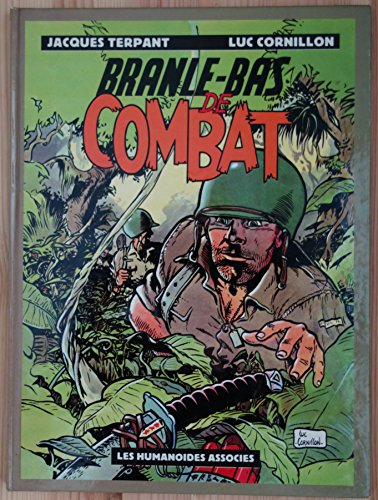 Branle-bas De Combat : branle-bas, combat, Jacques, Terpant, Branle, Combat, AbeBooks