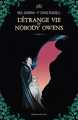 L étrange Vie De Nobody Owens : étrange, nobody, owens, 9782756077659:, L'Étrange, Nobody, Owens, Coffret, Étrange, (French, Edition), AbeBooks, COLLECTIF:, 2756077658