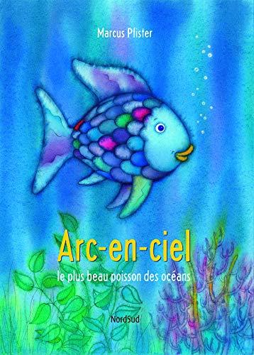 Arc en ciel le plus beau poisson des océans - ecole de Rom
