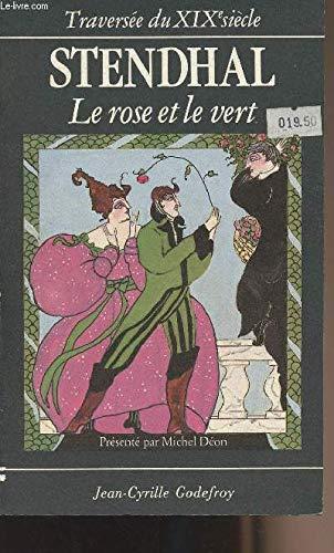 Le Rose Et Le Vert : Stendhal, Suivi, Vanghel, AbeBooks