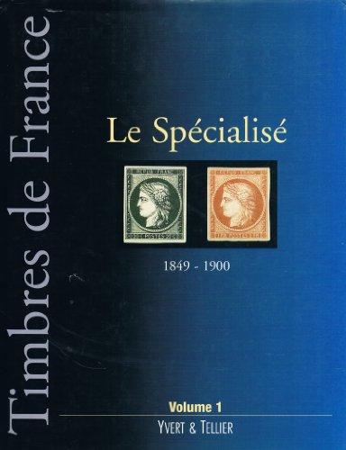 Yvert Et Tellier Timbres De France : yvert, tellier, timbres, france, 9782868140975:, Specialise, Timbre, France, (French, Edition), AbeBooks, TELLIER,, YVERT:, 2868140971
