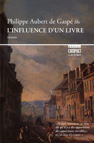 Lieu De Publication D'un Livre : publication, livre, 9782890527379:, Influence, Livre, (Compact), (French, Edition), AbeBooks, GASPE, (FILS),, PHILIPPE, 2890527379