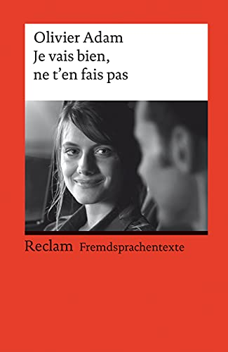 Ne T En Fait Pas : 9783150197233:, Bien,, AbeBooks, Olivier, Adam:, 3150197236