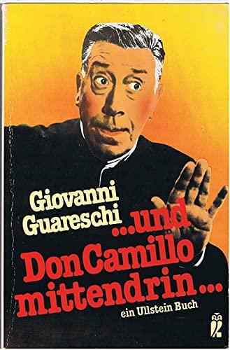 Don Camillo Et Ses Contestataires : camillo, contestataires, 9783548207360:, CAMILLO, CONTESTATAIRES, AbeBooks, GUARESCHI, Giovanni:, 3548207367