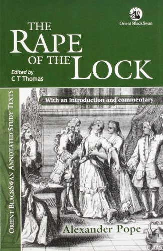 The Rape of the Lock: Alexander Pope (Author) & C.T. Thomas (Ed.)