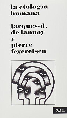 9789682315497: Etologia humana (Spanish Edition