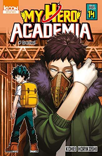My Hero Academia Tome 13 : academia, 9791032702727:, Academia,, Overhaul, AbeBooks