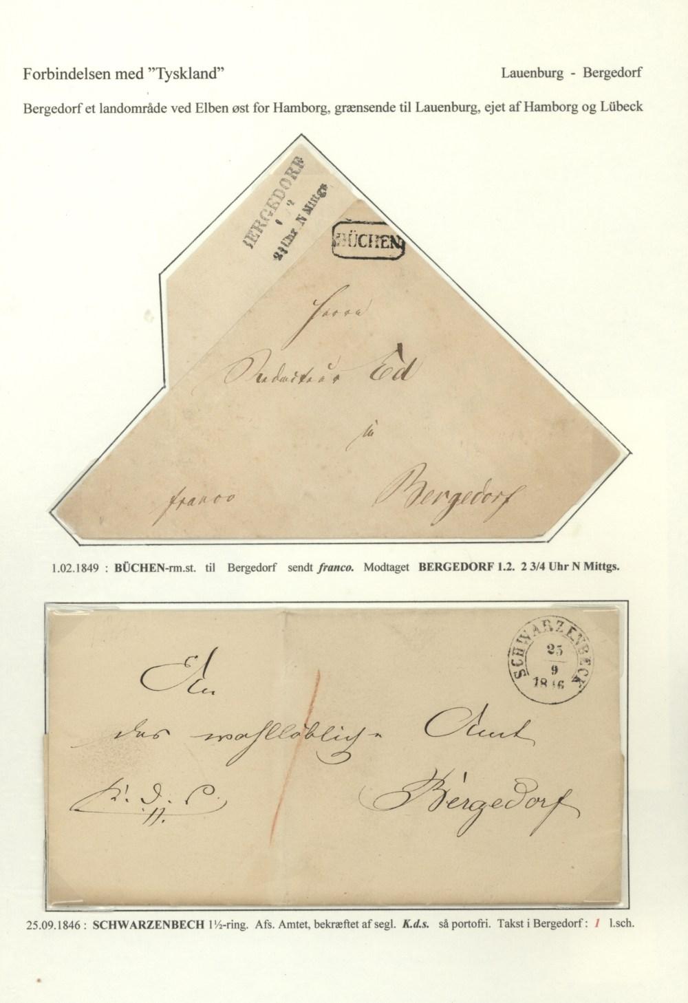 medium resolution of lot 1116 d nemark vorphilatelie auktionshaus christoph g rtner gmbh co kg auction