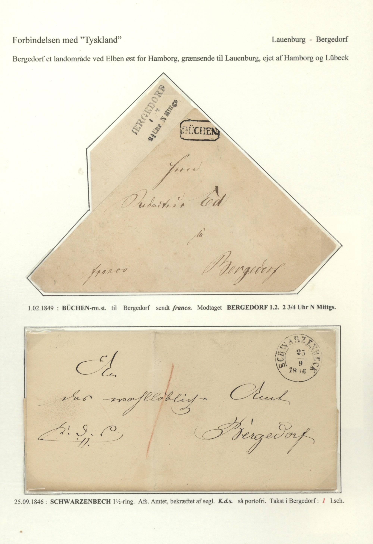 hight resolution of lot 1116 d nemark vorphilatelie auktionshaus christoph g rtner gmbh co kg auction