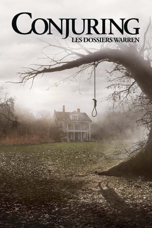 Conjuring Les Dossiers Warren Streaming : conjuring, dossiers, warren, streaming, Regarder, Conjuring, Streaming, BetaSeries.com