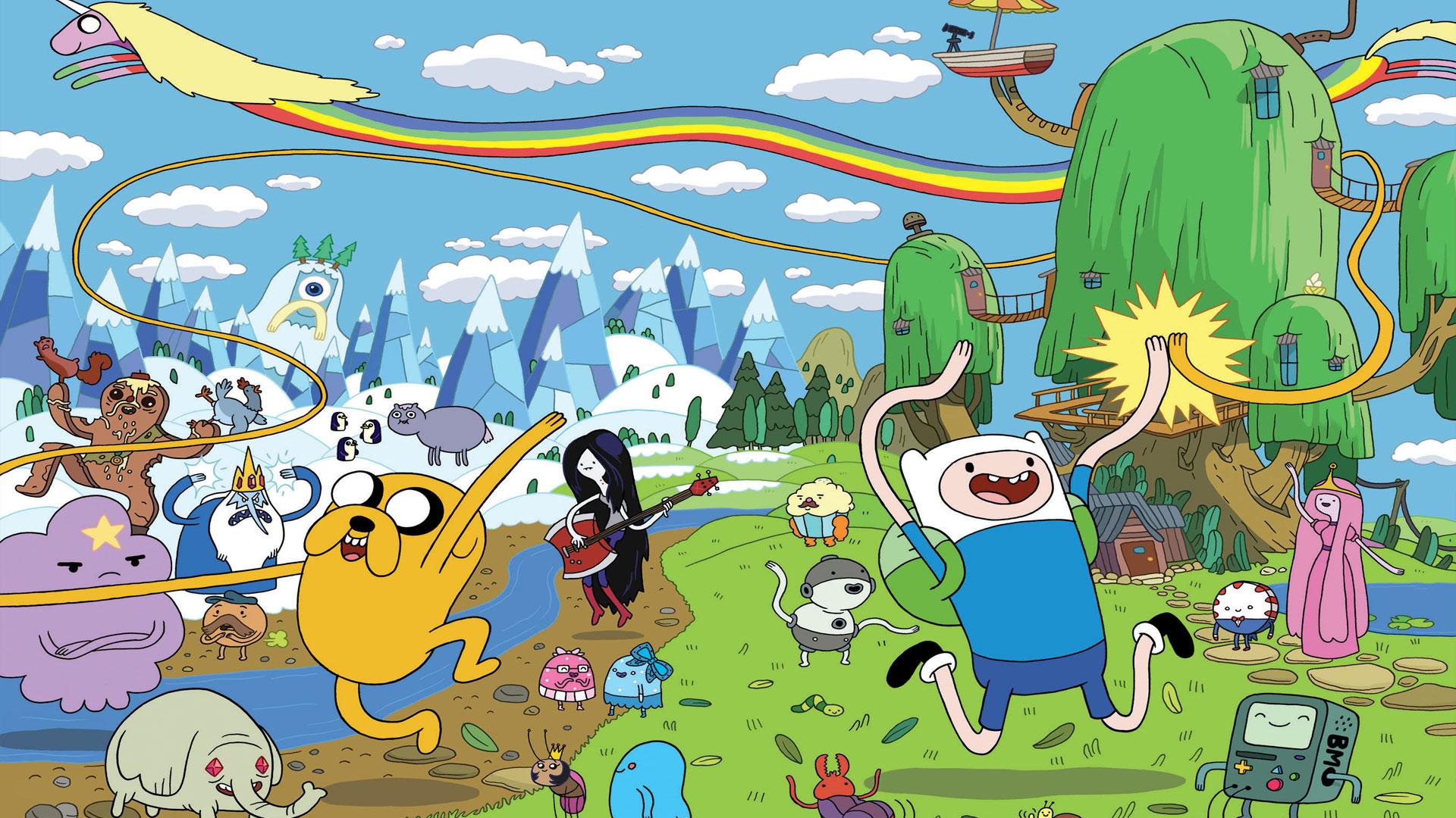 Images De La Serie Adventure Time