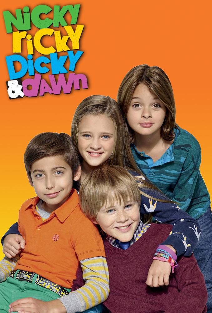 Nicky Ricky Dicky Et Dawn : nicky, ricky, dicky, Watch, Nicky,, Ricky,, Dicky, Episodes, Streaming, BetaSeries.com