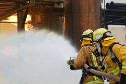 Christmas Eve shooting raises questions about firefighter safety