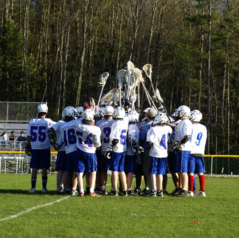 Giving students opportunities to experience lacrosse may increase their interest in the sport.