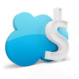 Cloud computing is a lucrative market for both Amazon and Microsoft.