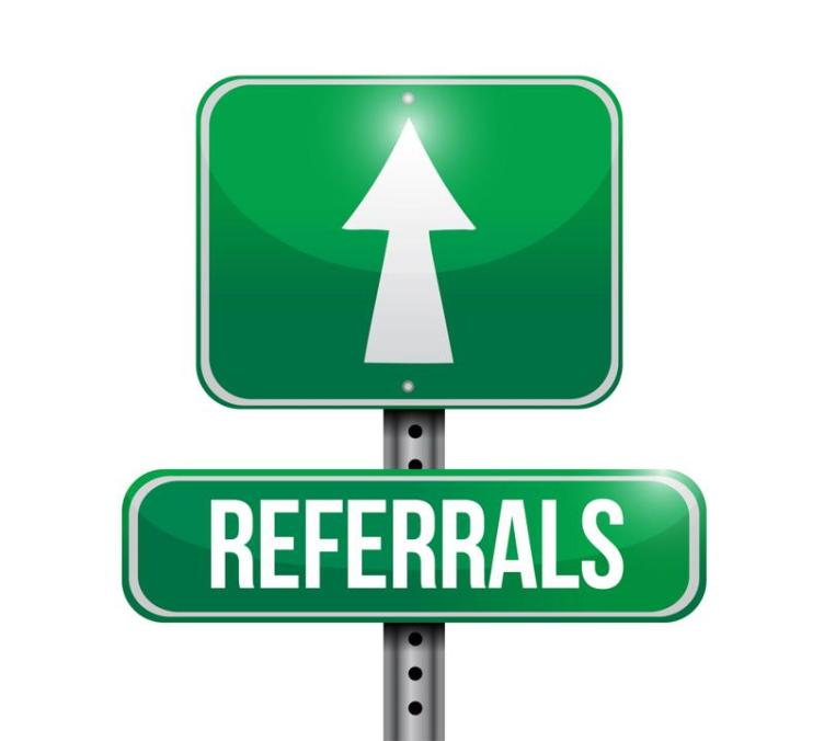 Referrals are about to become a lot more important.