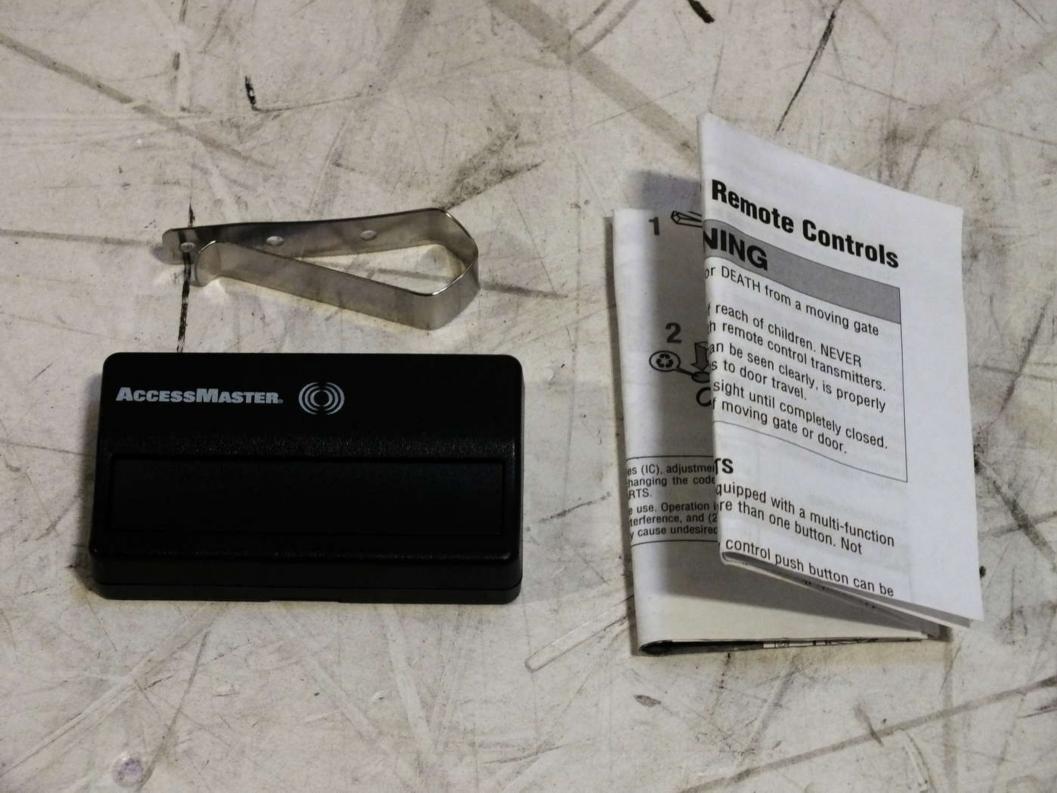 Garage Door Opener Remote Access Master Garage Door Opener Remote